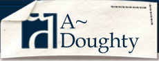 A Doughty - Web Developer
